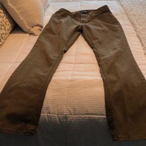 men's Free World Messenger pants